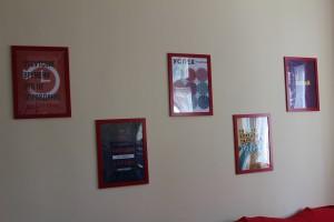 стены в офисе